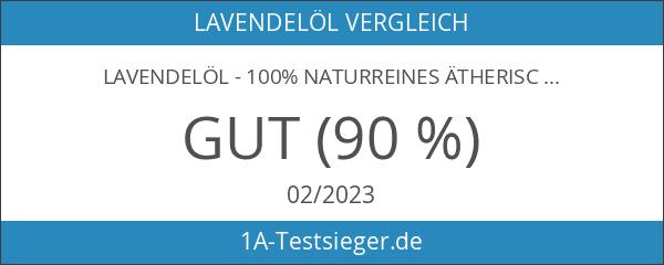 Lavendelöl - 100% naturreines ätherisches Öl - 50ml