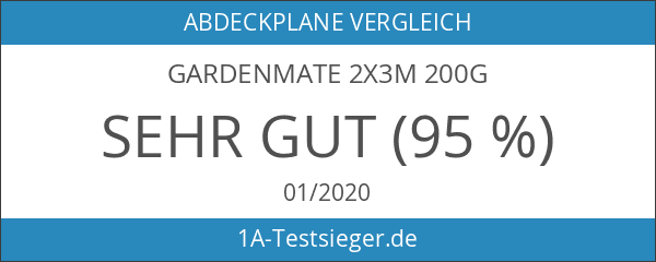 GardenMate 2x3m 200g