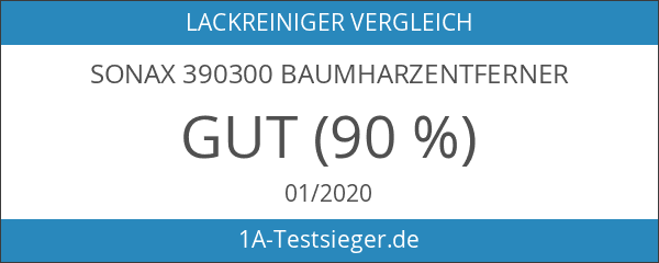 SONAX 390300 BaumharzEntferner