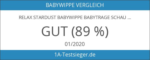 RELAX STARDUST Babywippe Babytrage Schaukel Babyschaukel Babywiege