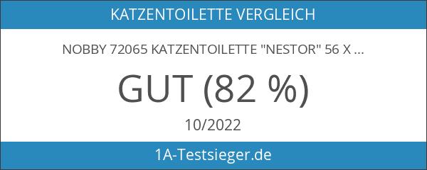 """Nobby 72065 Katzentoilette """"Nestor"""" 56 x 39 x 38.5 cm"""