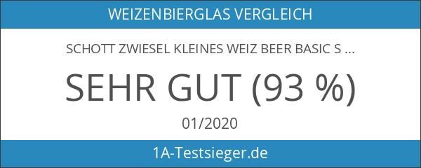 Schott Zwiesel Kleines Weiz Beer Basic Set 6 STK.