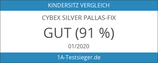 Cybex Silver Pallas-fix