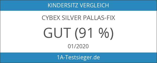 Cybex Silver Kinderautositz Pallas-fix