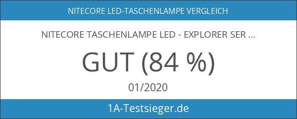 NiteCore Taschenlampe LED - Explorer Serie