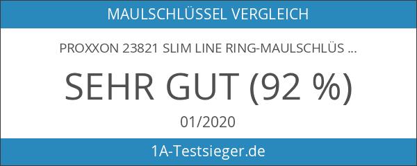 Proxxon 23821 Slim Line Ring-Maulschlüsselsatz