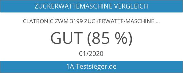 Clatronic ZWM 3199 Zuckerwatte-Maschine