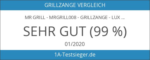 Mr Grill - MRGRILL008 - Grillzange - Luxuriöse 40 cm