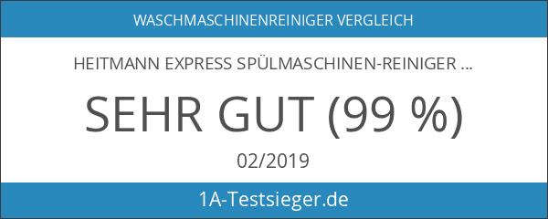 Heitmann Express Spülmaschinen-Reiniger 30 g
