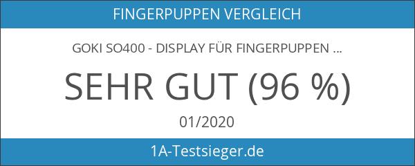 Goki SO400 - Display für Fingerpuppen