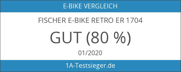FISCHER E-Bike RETRO ER 1704
