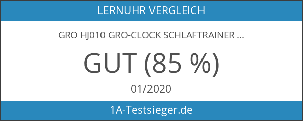Gro HJ010 Gro-Clock Schlaftrainer