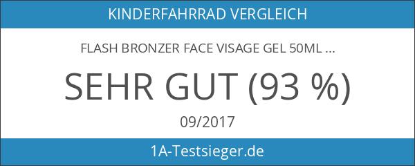 FLASH BRONZER face visage gel 50ml