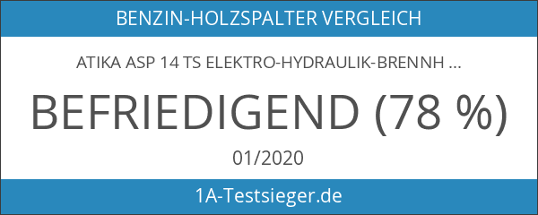 Atika ASP 14 TS Elektro-Hydraulik-Brennholzspalter 301786