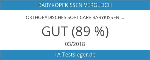 Orthopädisches Soft Care Babykissen