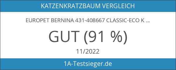 Europet Bernina 431-408667 Classic-Eco Katzenkratzbaum Highpost