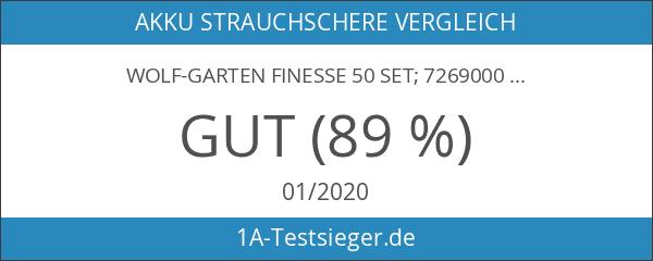WOLF-Garten FINESSE 50 SET; 7269000