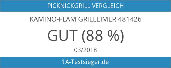 Kamino-Flam Grilleimer 481426