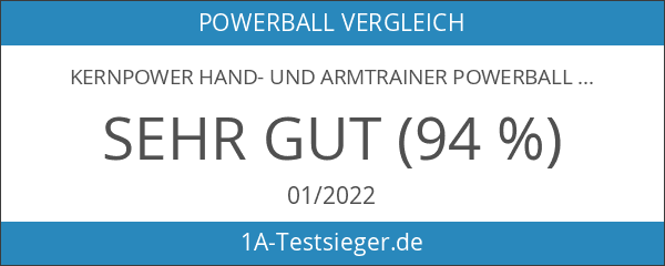 Kernpower Hand- und Armtrainer Powerball The Original Multi-light - mit