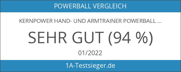 Kernpower Hand- und Armtrainer Powerball The Original Multi-light - mit