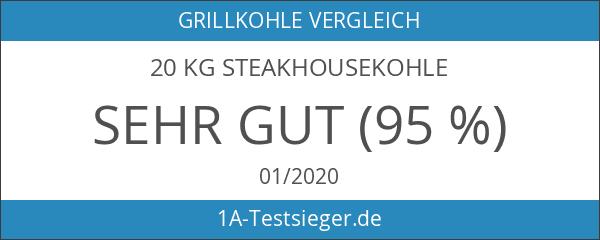 20 Kg Steakhousekohle