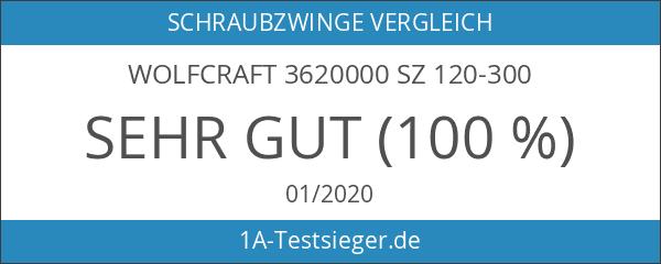Wolfcraft 3620000 SZ 120-300