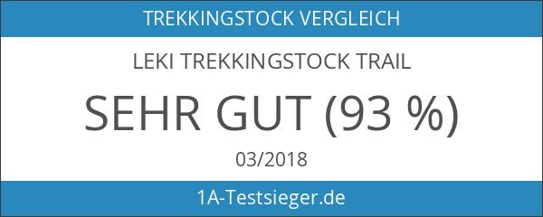 LEKI Trekkingstock Trail