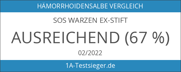 SOS Warzen Ex-Stift