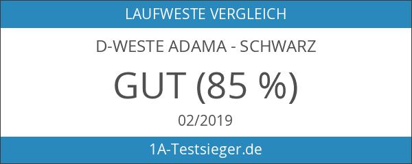 D-Weste Adama - schwarz