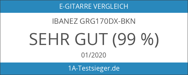 Ibanez GRG170DX-BKN