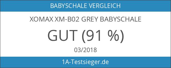 XOMAX XM-B02 GREY Babyschale