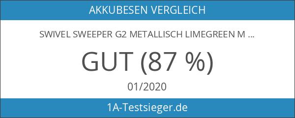 Swivel Sweeper G2 metallisch limegreen mit Ellenbogengelenk