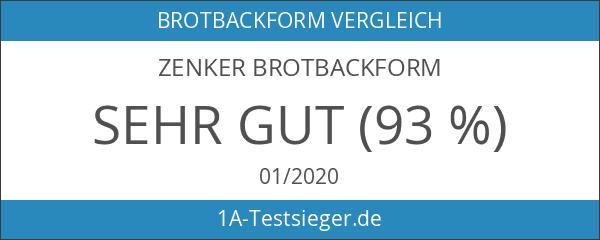 Zenker 6519 Brotbackform 30 cm