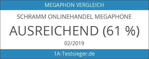 Schramm Onlinehandel Megaphone