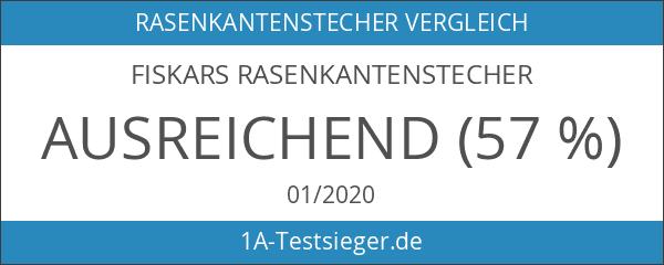 136526Fiskars QuikFit Rasenkanten Stecher Und Trimmer