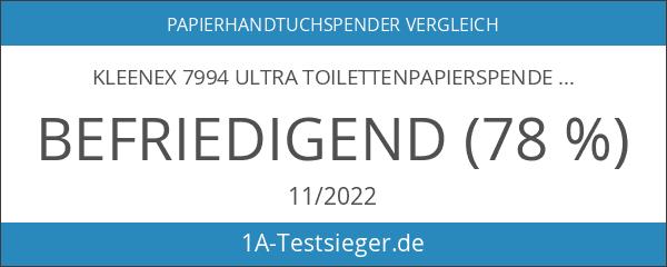 Kleenex 7994 Ultra Toilettenpapierspender Starter Pack