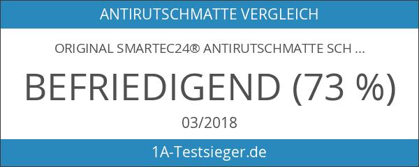Original smartec24® Antirutschmatte schwarz Anti Rutsch Matte Haftmatte Antirutschpad für