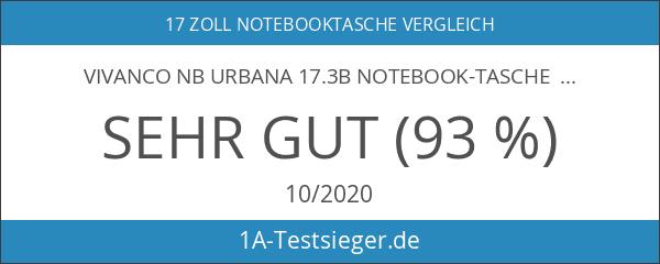 Vivanco NB URBANA 17.3B Notebook-Tasche für 43