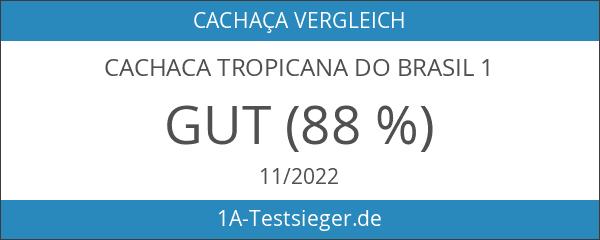 Cachaca Tropicana do Brasil 1