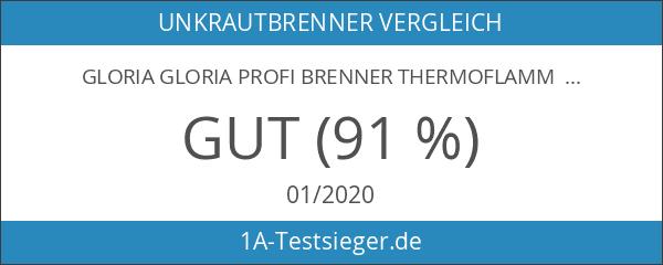 Gloria Gloria Profi Brenner Thermoflamm bio Professional inkl. 5m Schlauch