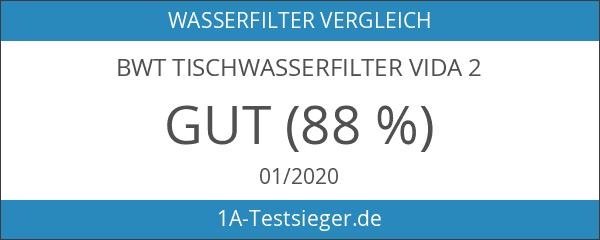 BWT 815480 Tischwasserfilter Vida 2