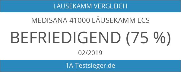 Medisana 41000 Läusekamm LCS