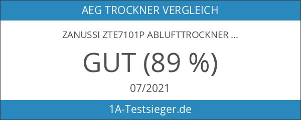 Zanussi ZTE7101P Ablufttrockner