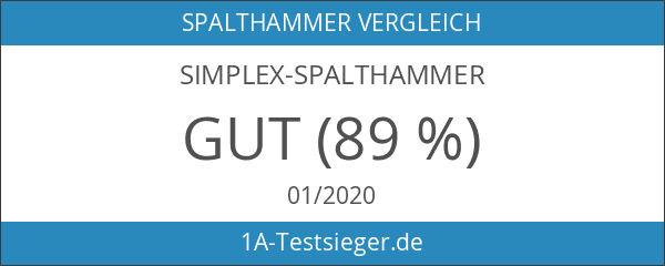 Halder Spalthammer Simplex
