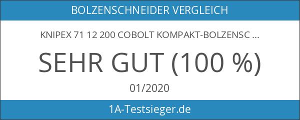 Knipex 71 12 200 CoBolt Kompakt-Bolzenschneider