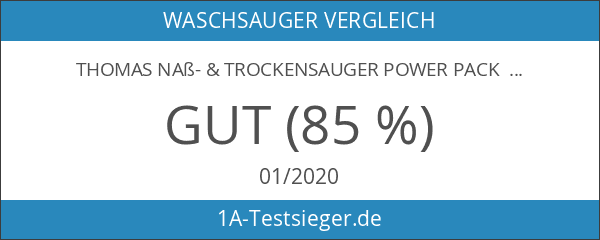Thomas Naß- & Trockensauger Power Pack 1620C
