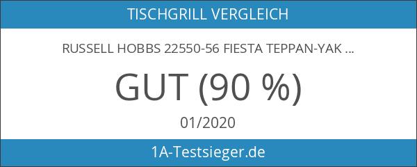 Russell Hobbs 22550-56 Fiesta Teppan-Yaki Tischgrill