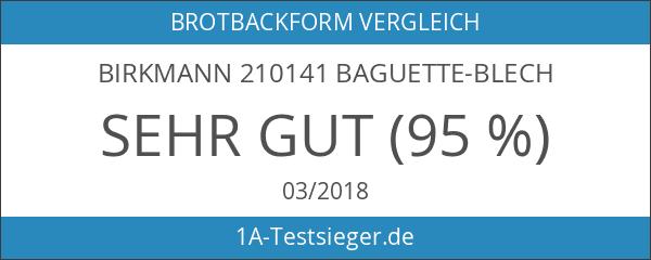 Birkmann 210141 Baguette-Blech
