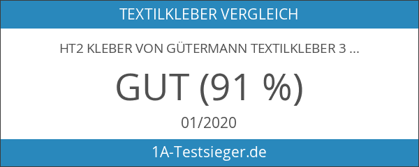 HT2 Kleber von Gütermann Textilkleber 30g