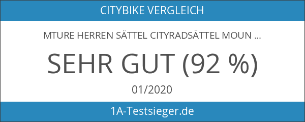Mture Herren Sättel Cityradsättel Mountainbikesättel Rennradsättel Tourensattel Gel tour